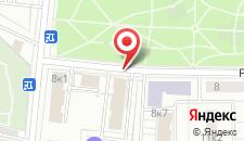 Гостиница Державная на карте
