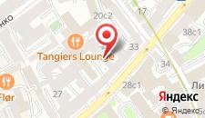 Отель Ретро Москва на карте