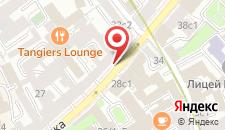 Отель Мини-Отель Ибрагимова на карте