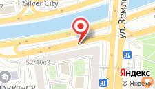 Мини-отель КБ на Таганке - Земляной Вал на карте
