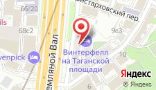 Хостел ФилосоФ на карте