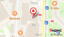 Отель Максима Панорама на карте