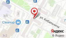 Отель Свитотель на карте