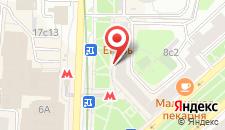 Отель Галерея Сити на карте