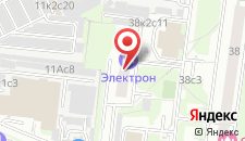 Гостиница Оркестра Коломенское на карте