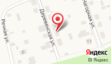 Отель Загородный дом на карте