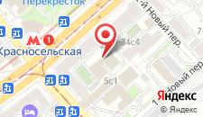 Хостел Есенин на карте