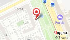 Мини-отель Фаб на карте