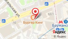 Отель Елоховский Сити на карте