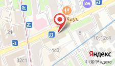 Отель Басманка Дом Приемов на карте