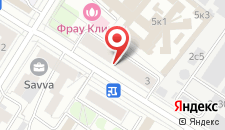 Гостиница Зазеркалье Энергетическая на карте