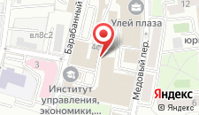 Отель Лаки Старс на карте