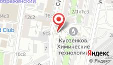 Гостиница Суворовская на карте
