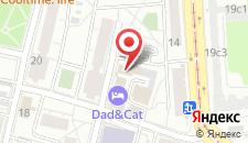 Гостевой дом Рублевъ на карте