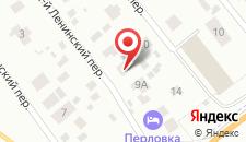 Гостевой дом Перловка на карте