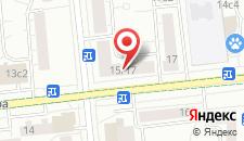 Мини-отель Отдых-5 на карте