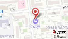 Отель Time на карте