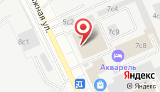 Хостел Берта на карте