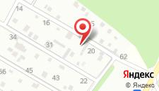 Оздоровительный комплекс Салют на карте