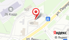 Отель Ле Тон на карте
