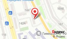 Отель Доминик на карте