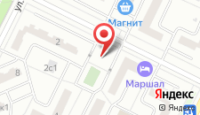 Мини-отель Маршал на карте