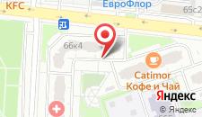 Отель Шокотель на карте