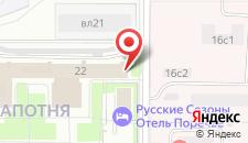 Мини-отель Отдых-7 на карте