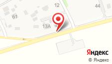 Хостел Киселиха на карте