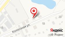 Гостевой дом Домодедово на карте