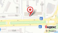 Отель Ramada Donetsk на карте