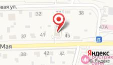 Отель В Домодедово на карте