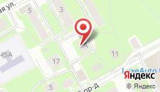 Мини-отель Жемчужина на карте