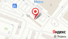 Отель Мастер-Отель Котельники на карте