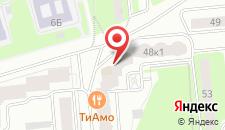 Апартаменты ВыДома Серебрянка 48 на карте