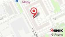 Апартаменты LikeFlat Люберцы на карте