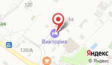 Мини-отель Изумрудный-Новый на карте