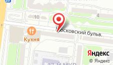 Апартаменты Balhotel на карте