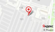 Апартаменты На Речной 12 на карте