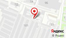 Апартаменты На Речной на карте
