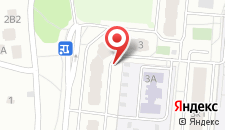 Апартаменты На Струве 9 на карте