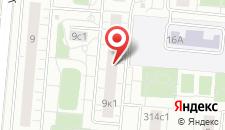 Апартаменты Музыкальная Симфония на карте