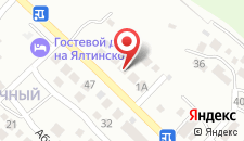Отель Зоя на карте