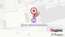 Хостел Zheldor на карте