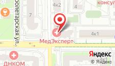 Апартаменты Апарт-Делюкс Восток на карте