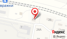 Гостиница Румотель на карте