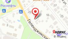 Гостиница Рич Хаус на карте