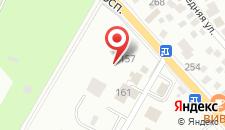 Отель Баунти на карте