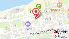 Отель Kompass Hotel Savoy Геленджик на карте