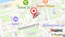 Отель Богема Премиум на карте